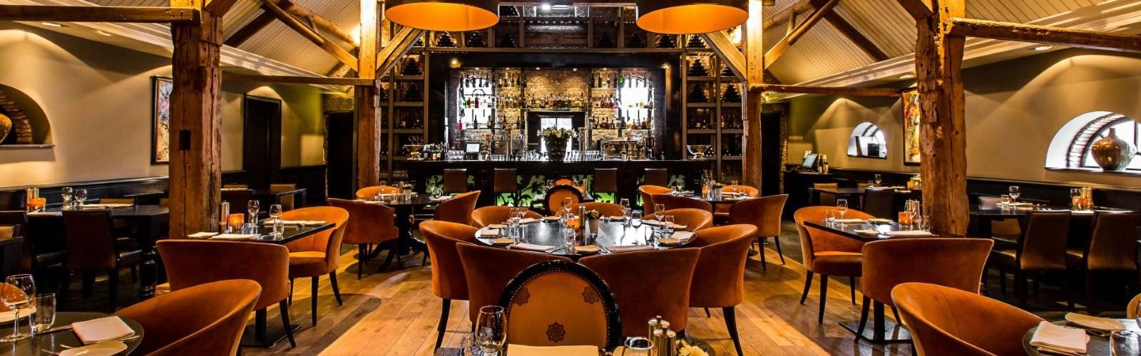 foto van interieur Restaurant Zuiver in Leidsche Rijn, Utrecht.